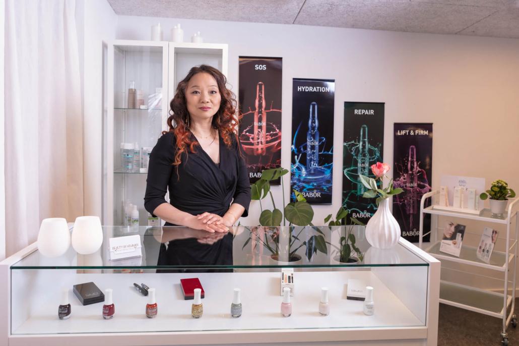 Billede af kosmetologklinikken Beauty by Kramer