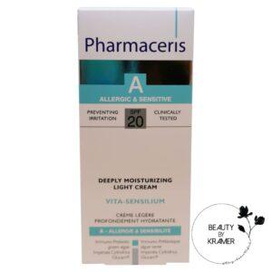 Pharmaceris dagcreme til allergisk og sensitiv hud