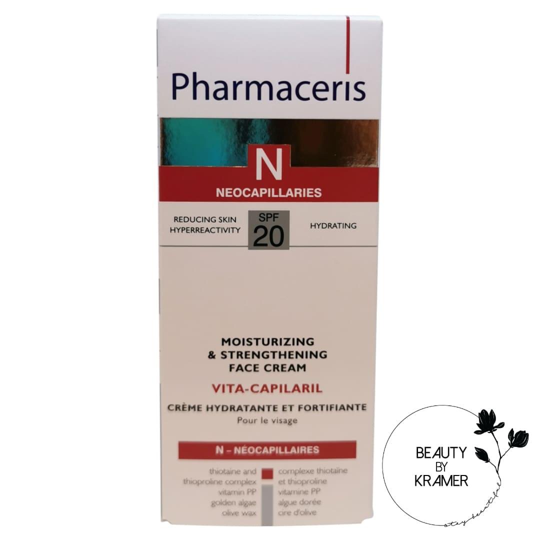 Pharmaceris antirødme dagcreme