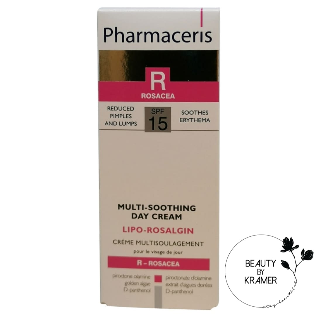 Pharmaceris rosacea beroligende dagcreme