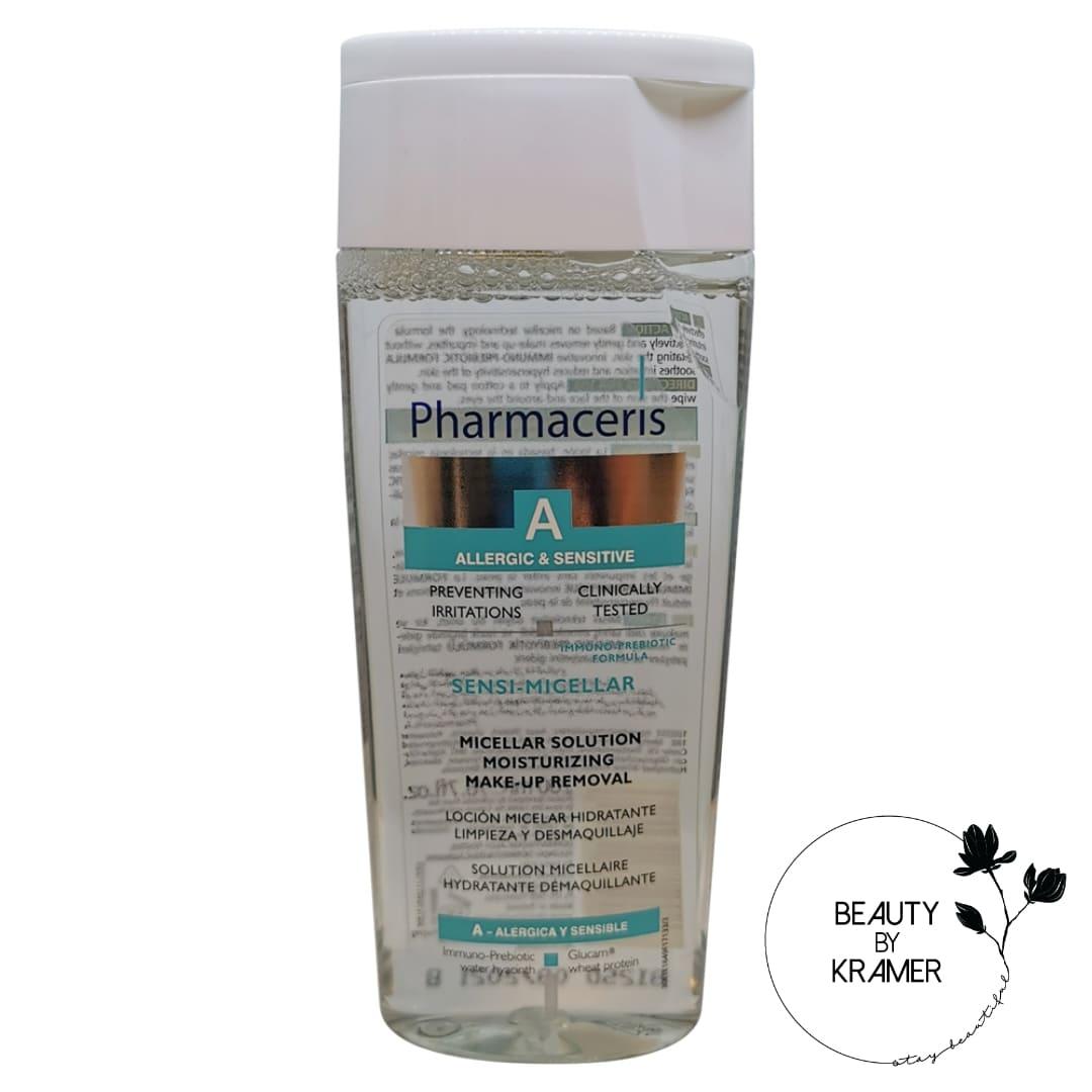 Pharmaceris micellar til allergisk og sensitiv hud
