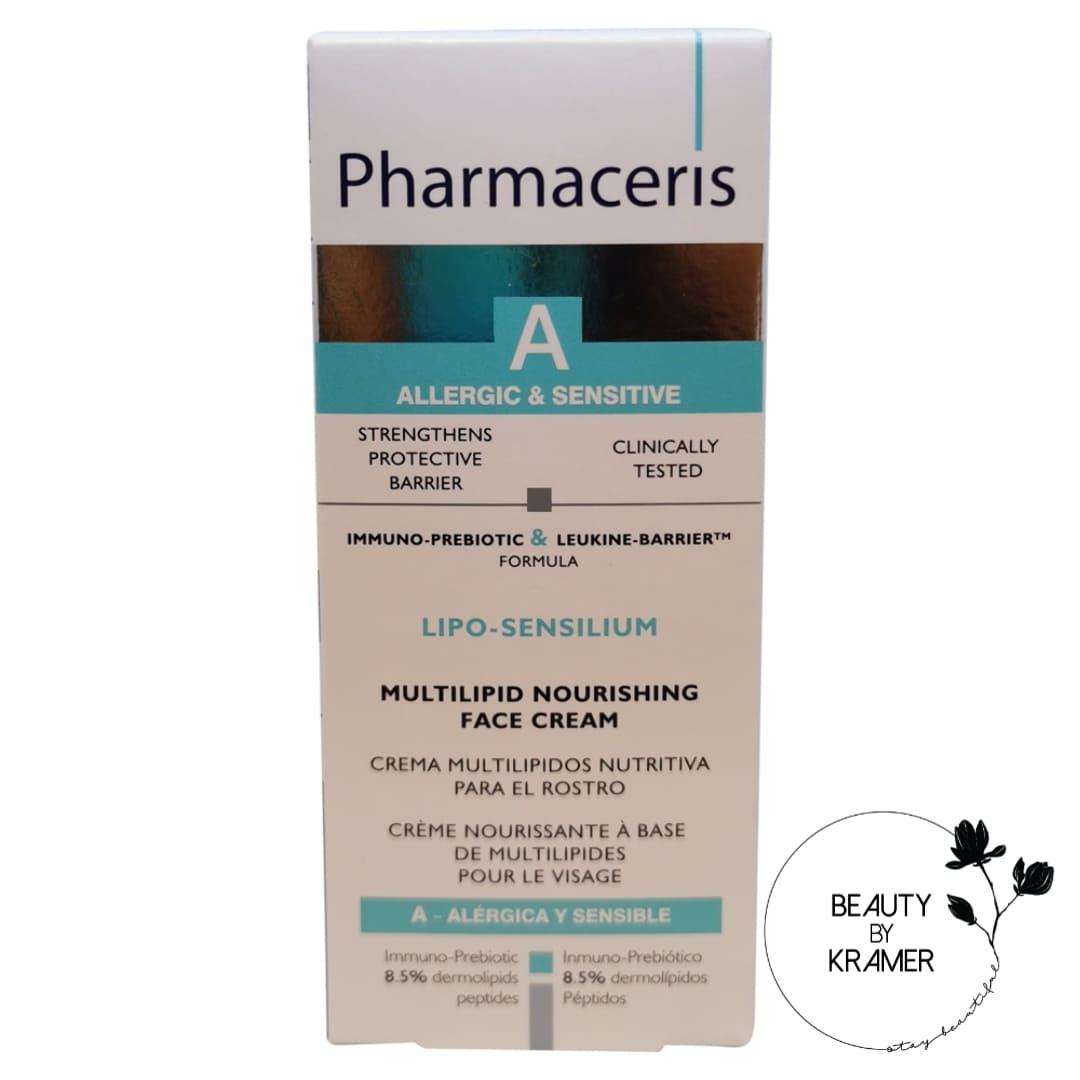Pharmaceris natcreme til allergisk og sensitiv hud