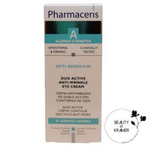 Pharmaceris øjencreme til allergisk og sensitiv hud