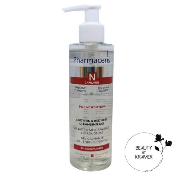 Pharmaceris antirødme rensegel