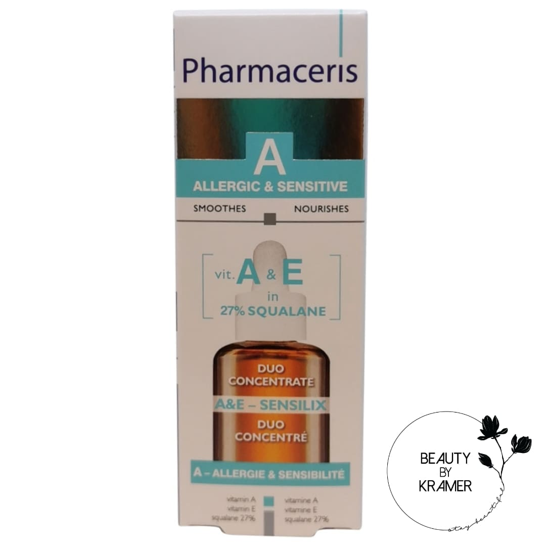 Pharmaceris serum til allergisk og sensitiv hud