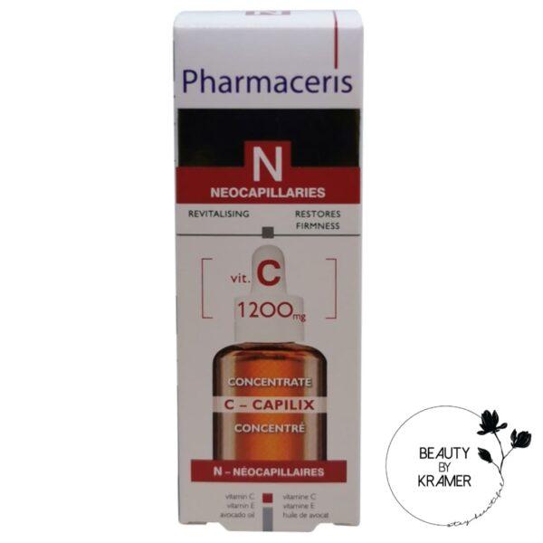 Pharmaceris antirødme serum