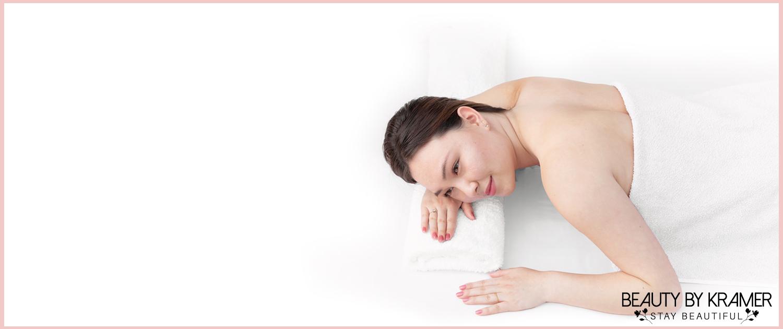 Kosmetologbehandling hos Beauty by Kramer